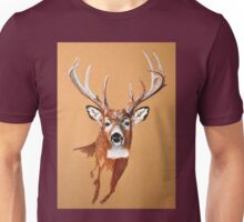 White-tailed Deer Buck by Dennis Dalton Unisex T-Shirt