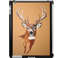 White-tailed Deer Buck by Dennis Dalton iPad Case/Skin