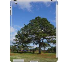 Countryside Solo Tree iPad Case/Skin
