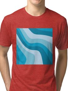 Seaside Mornings Tri-blend T-Shirt