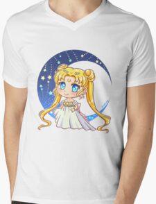 Sailor Moon - Princess Serenity Mens V-Neck T-Shirt
