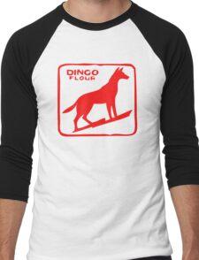 Dingo Flour  Men's Baseball ¾ T-Shirt