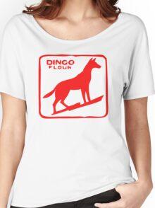 Dingo Flour  Women's Relaxed Fit T-Shirt