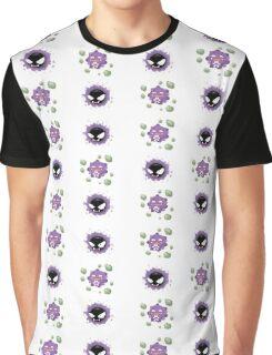 Ghost Away - Pokemon Graphic T-Shirt