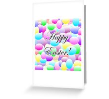 Happy Easter Light Greeting Card