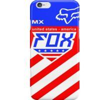 Mxon USA iPhone Case/Skin