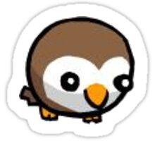 Castle Crasher Pet Owlet Sticker