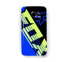 Savant Blue Black Samsung Galaxy Case/Skin