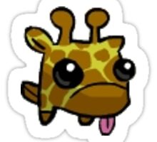 Castle Crasher Pet Giraffey Sticker