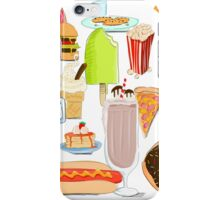 Food Stuffs iPhone Case/Skin