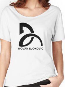 Novak Djokovic  Women's Relaxed Fit T-Shirt