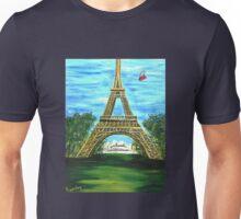 Judalees Parisian Holiday Unisex T-Shirt