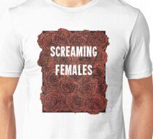 Screaming Females @ Sweatshop Gallery Unisex T-Shirt