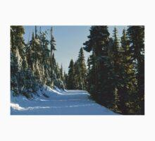 Hurricane Ridge Road, Olympic National Park, Washington Kids Tee