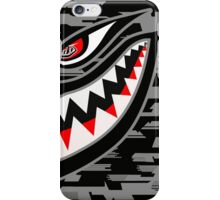 P51 Grey iPhone Case/Skin