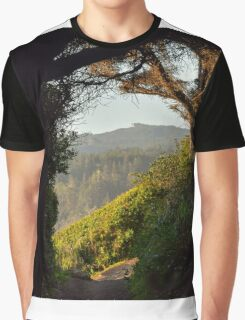 Trinidad Head, Trinidad, California Graphic T-Shirt