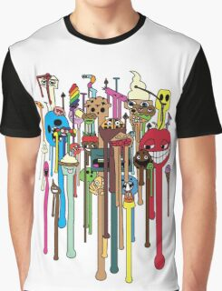 melting faces sweets Graphic T-Shirt