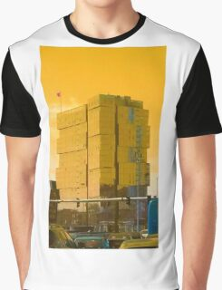 Squares Gone Wild Graphic T-Shirt