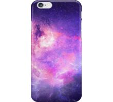 Purple Space iPhone Case/Skin