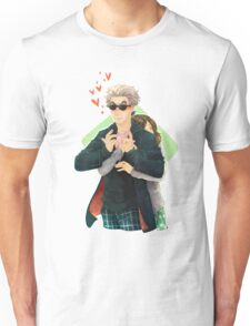 Doctor Who - Clara Charged Unisex T-Shirt