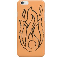 Ember Badge (Stamp) iPhone Case/Skin