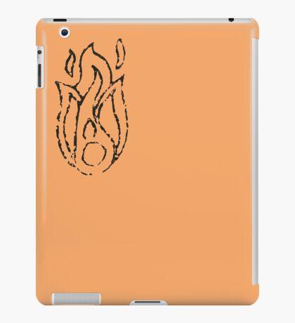 Ember Badge (Stamp) iPad Case/Skin