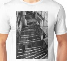 Alleyway, Maratea, Basillicata, Italy Unisex T-Shirt