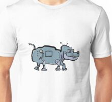 robot dog Unisex T-Shirt