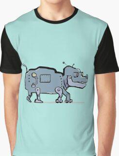 robot dog Graphic T-Shirt