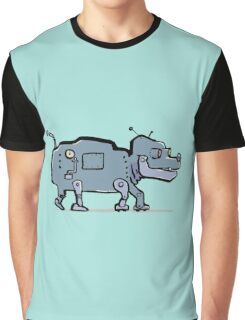 robot dog Graphic T-Shirt