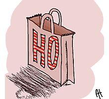 Ho Bag Photographic Print