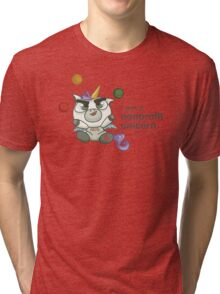 I AM A NONPROFIT UNICORN! Tri-blend T-Shirt