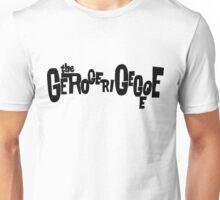 The Gerogerigegege (Black Lettering) Unisex T-Shirt