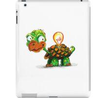 A Bright Turtle iPad Case/Skin
