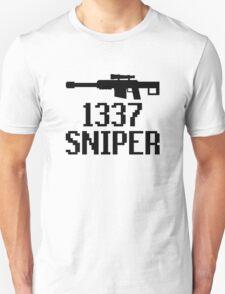 1337 Sniper (Elite) T-Shirt