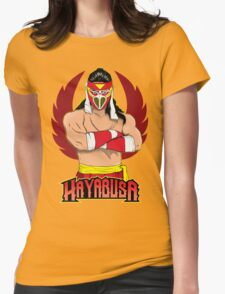 Hayabusa FMW Forever  Womens Fitted T-Shirt