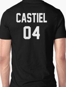 Supernatural Jersey (Castiel Novak) Unisex T-Shirt