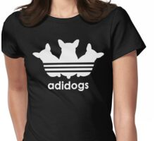 Chihuahua Dog Womens Fitted T-Shirt