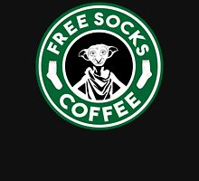 Free Socks Coffee Unisex T-Shirt