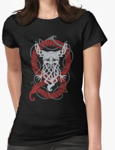 Konung Womens Fitted T-Shirt