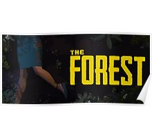 The Forest Game Poster