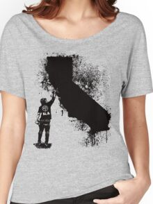 Cali Tagger  Women's Relaxed Fit T-Shirt