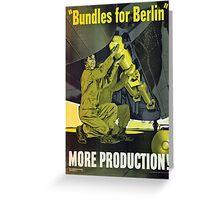 Bundles for Berlin Greeting Card