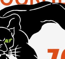 Brookfield Zoo -- WPA  Sticker