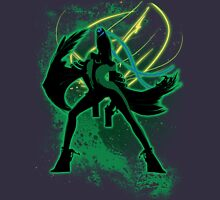 Super Smash Bros Green Bayonetta (Original) Silhouette Unisex T-Shirt