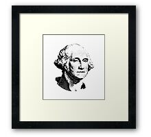 President Washington Framed Print