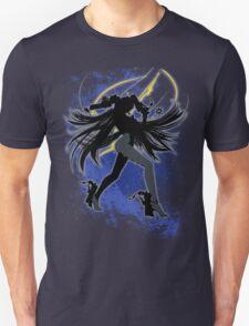Super Smash Bros. Bayonetta (Default) Silhouette T-Shirt