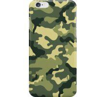 KA Camouflage 1 iPhone Case/Skin