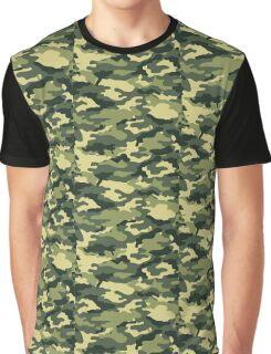 KA Camouflage 1 Graphic T-Shirt