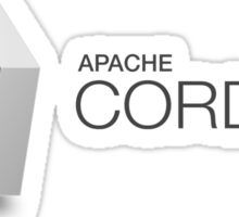 apache cordova Sticker